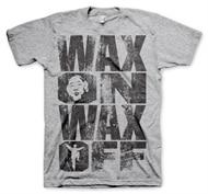 ff4aab76a632 Karate Kid - Wax On Wax Off Girly T-Shirt