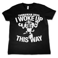 e34b22f3e996 Looney Tunes / Tasmanian Devil - I Woke Up This Way Baby Body
