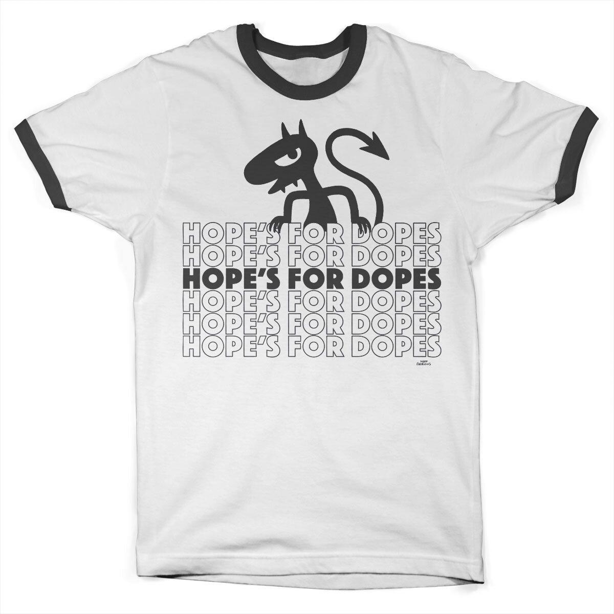 Hope's For Dope's Ringer Tee