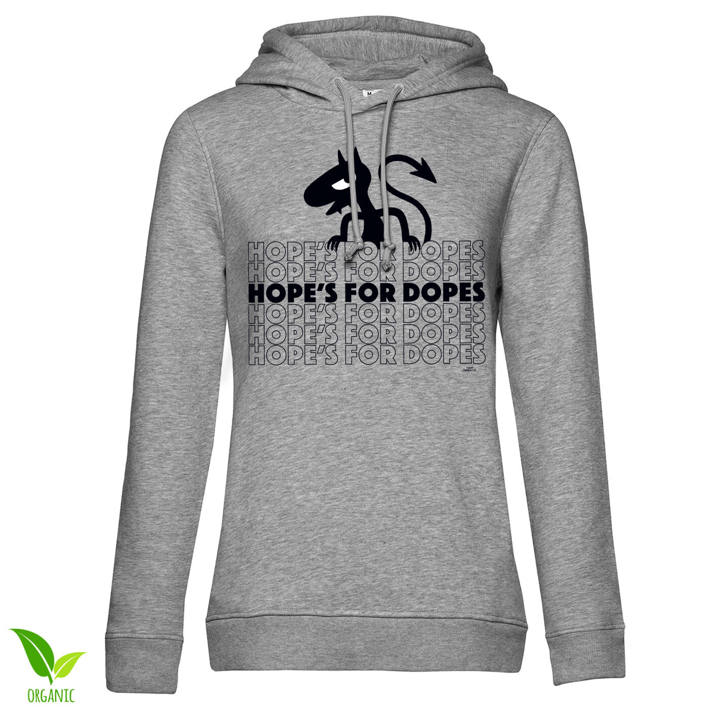 Hope's For Dope's Girls Hoodie
