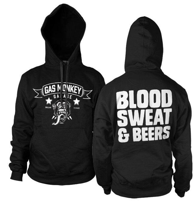 GMG - Blood, Sweat & Beers Hoodie