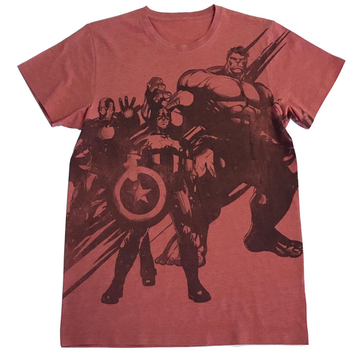 The Avengers Faint Allover