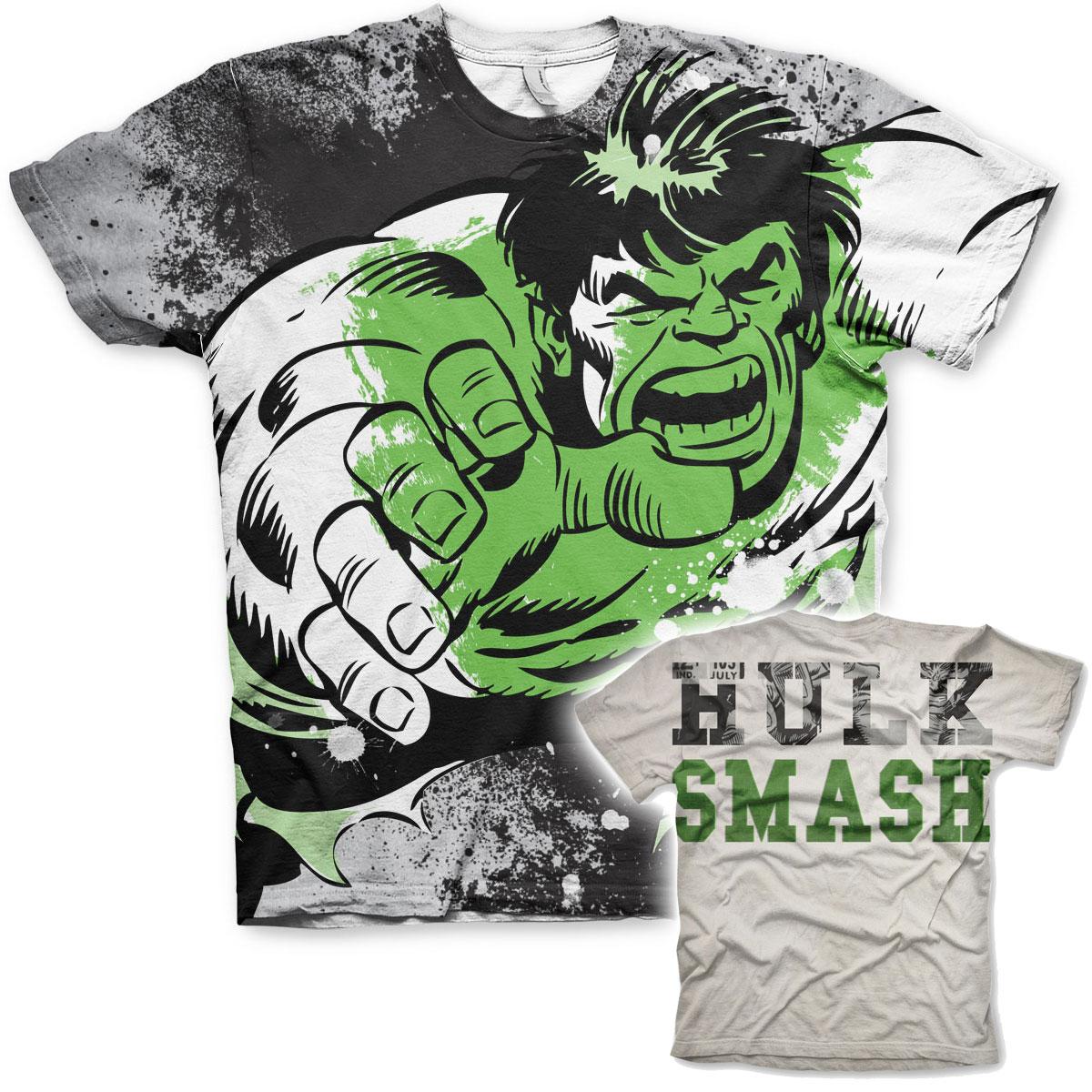 The Hulk Allover T-Shirt