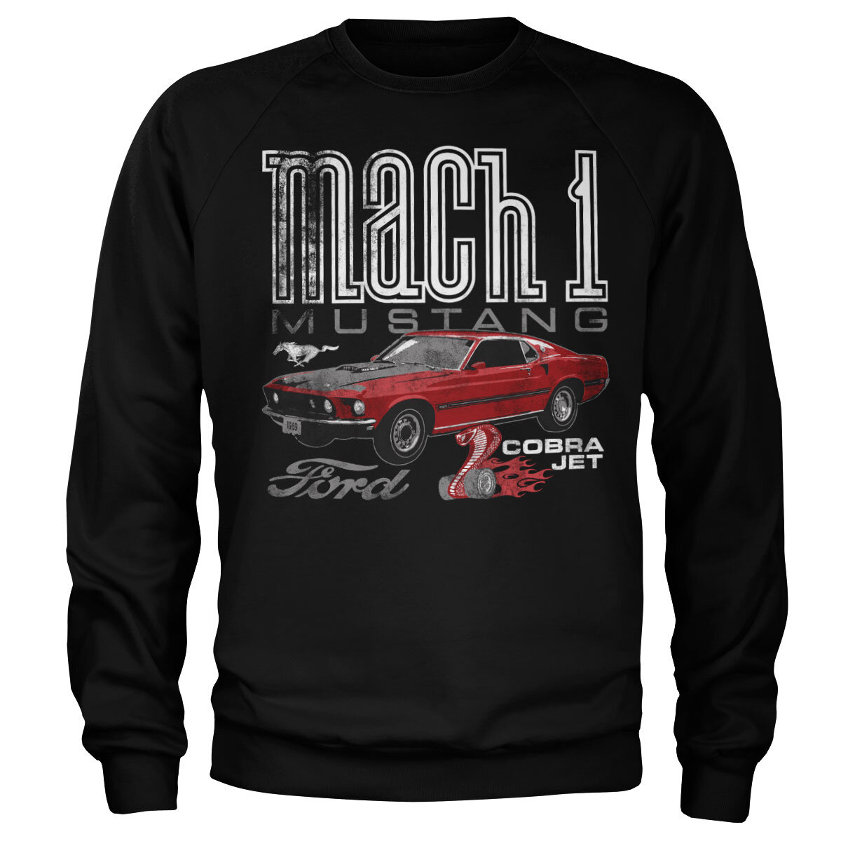 Ford Mach-1 Mustang Sweatshirt