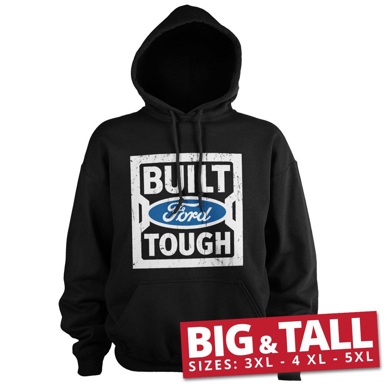 Ford - Built Tough Big & Tall Hoodie