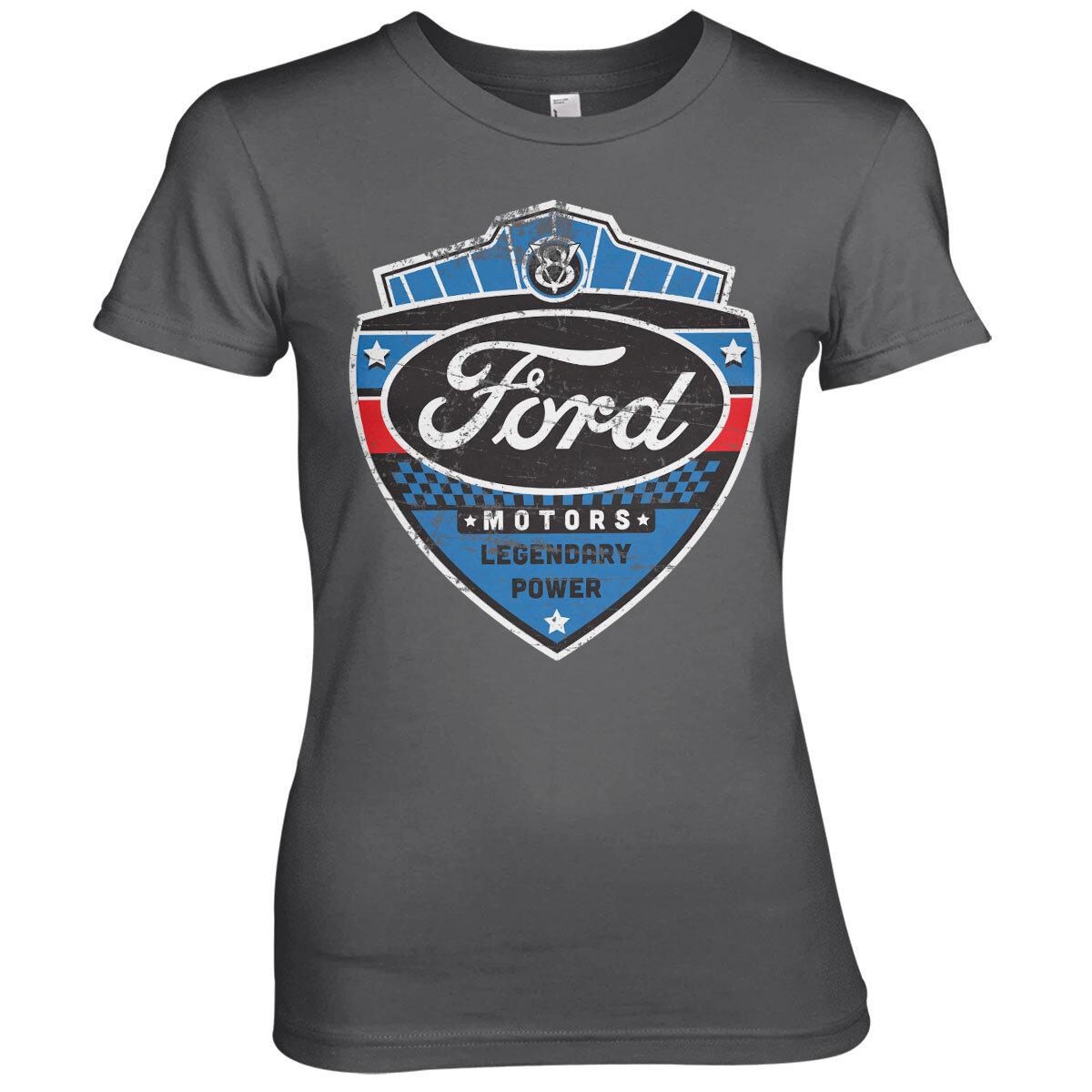 Ford - Legendary Power Girly Tee