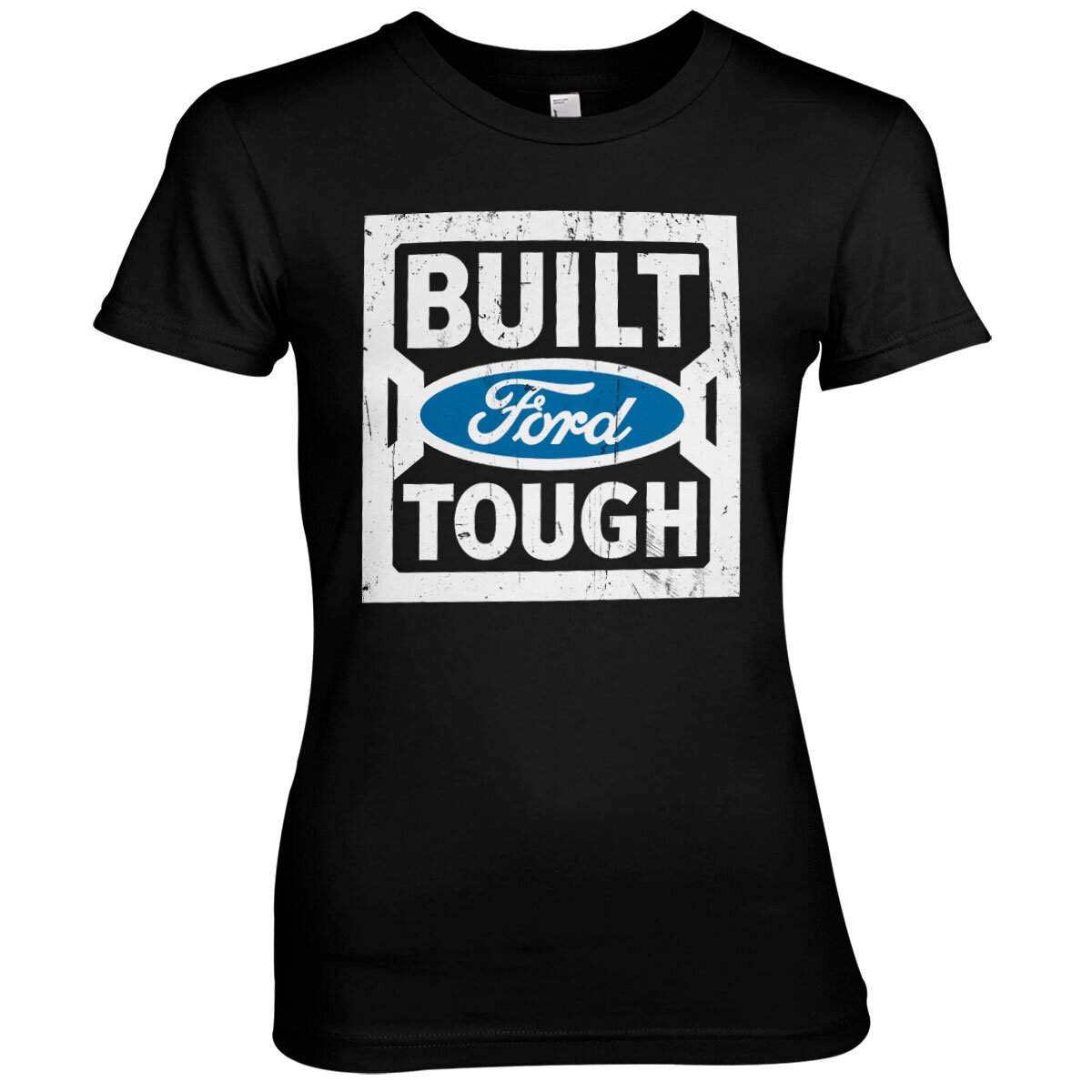 Ford - Built Tough Girly Tee