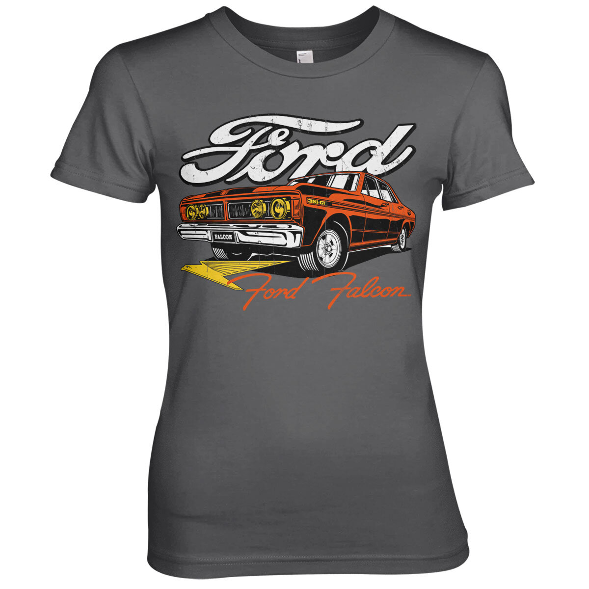 Ford Falcon Girly Tee