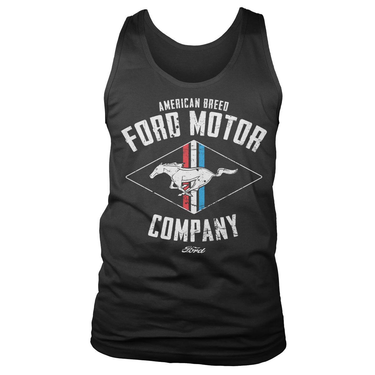 Ford Motor - American Breed Tank Top