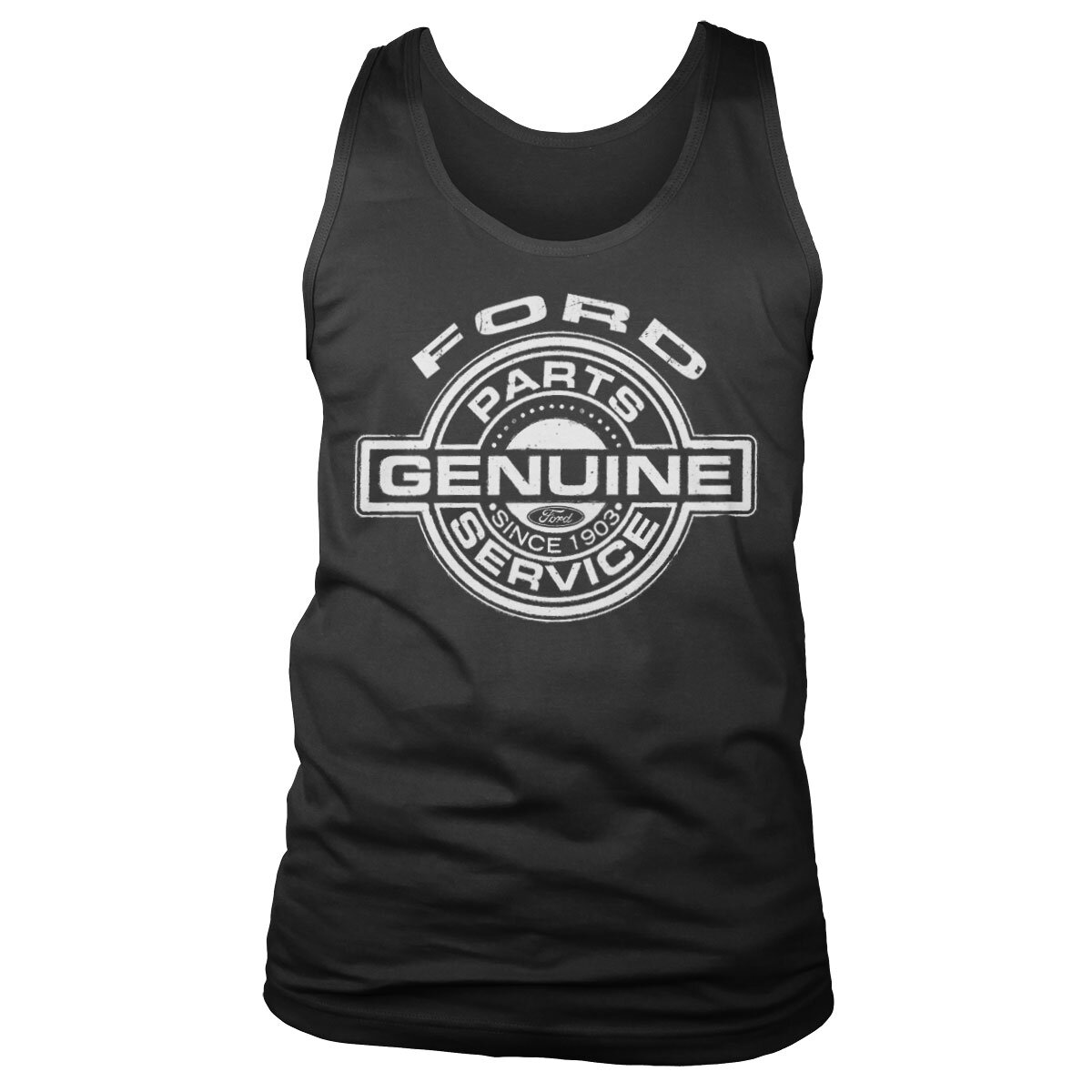 Ford - Genuine Parts And Service Tank Top