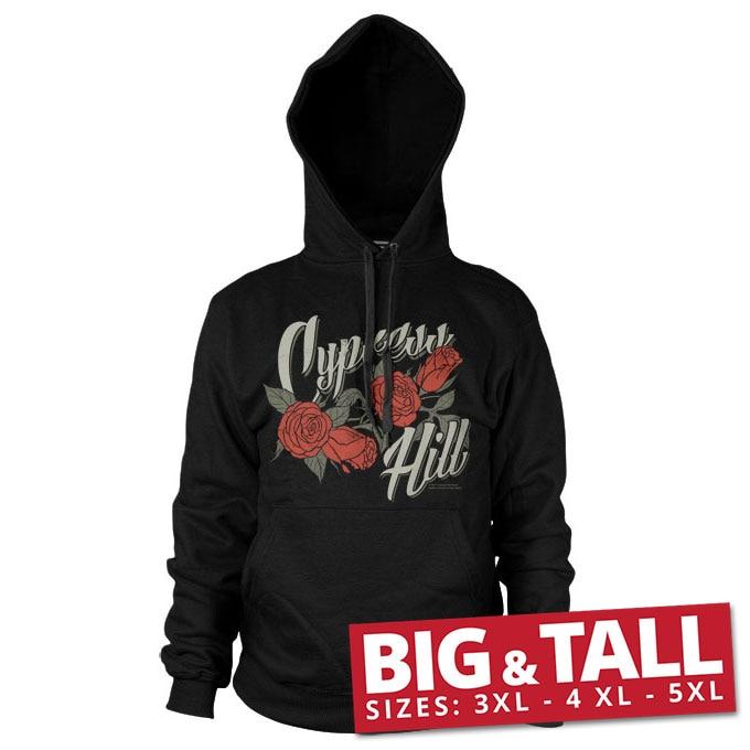 Cypress Hill Flower Big & Tall Hoodie