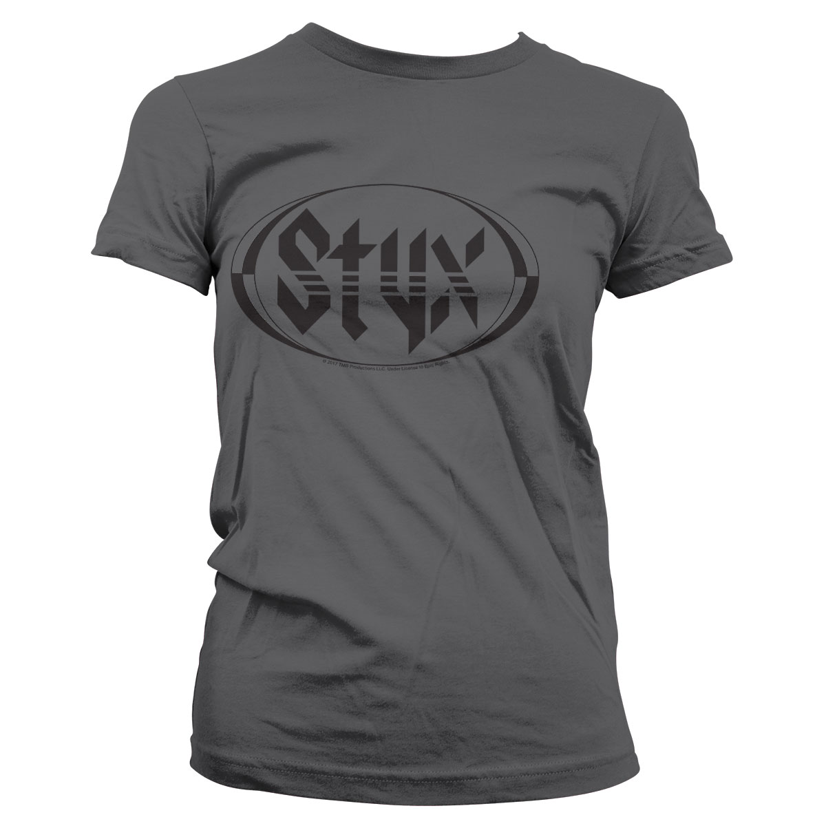 Styx Logo Girly Tee