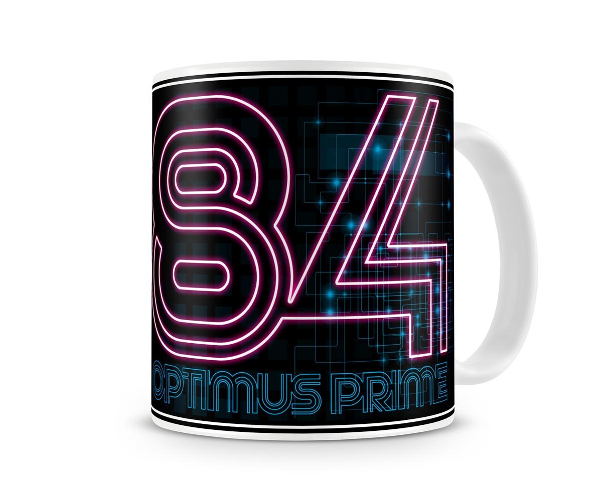 Transformers - Optimus Prime Neon Mug