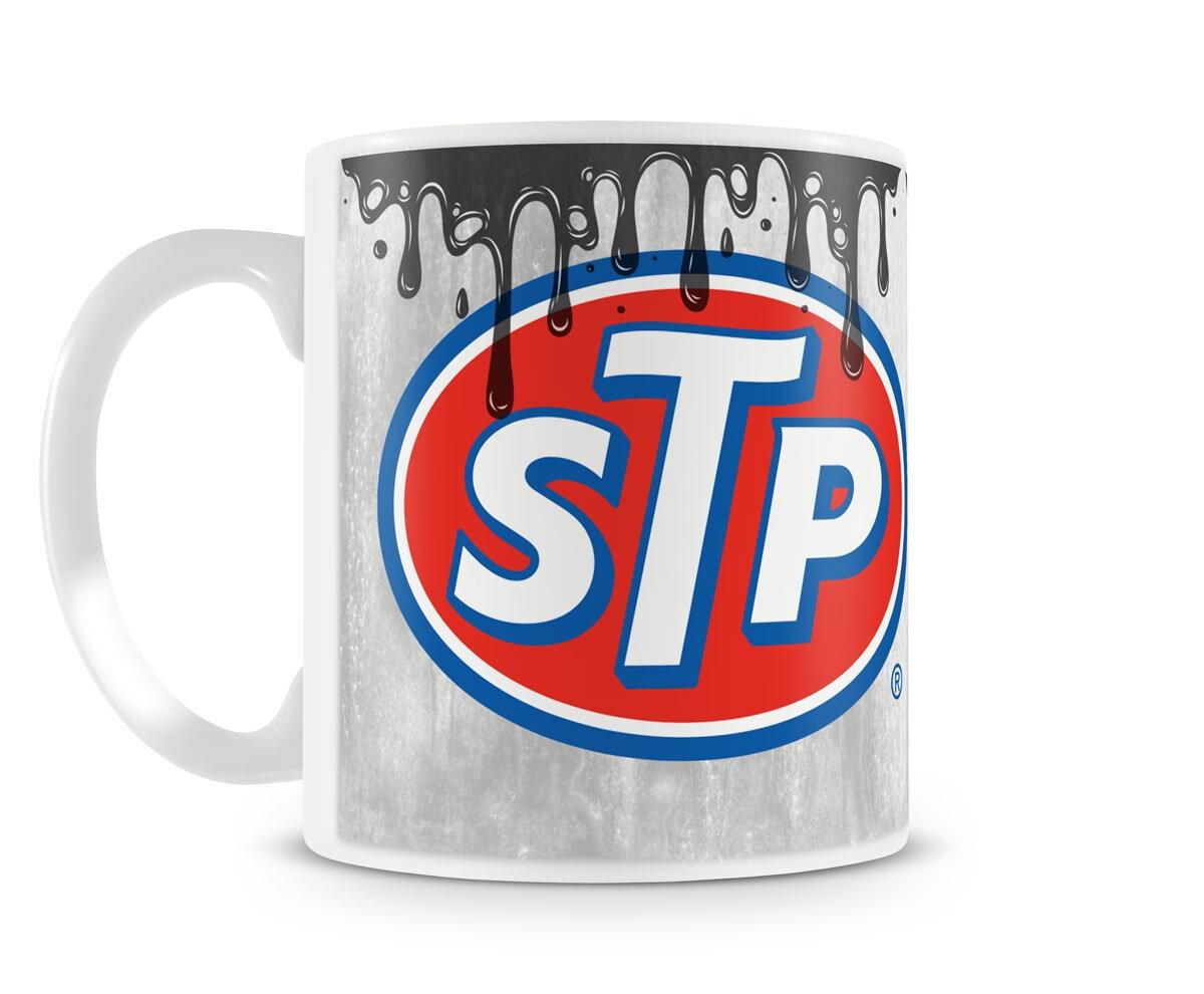 STP Oil Treatment Coffee Mug