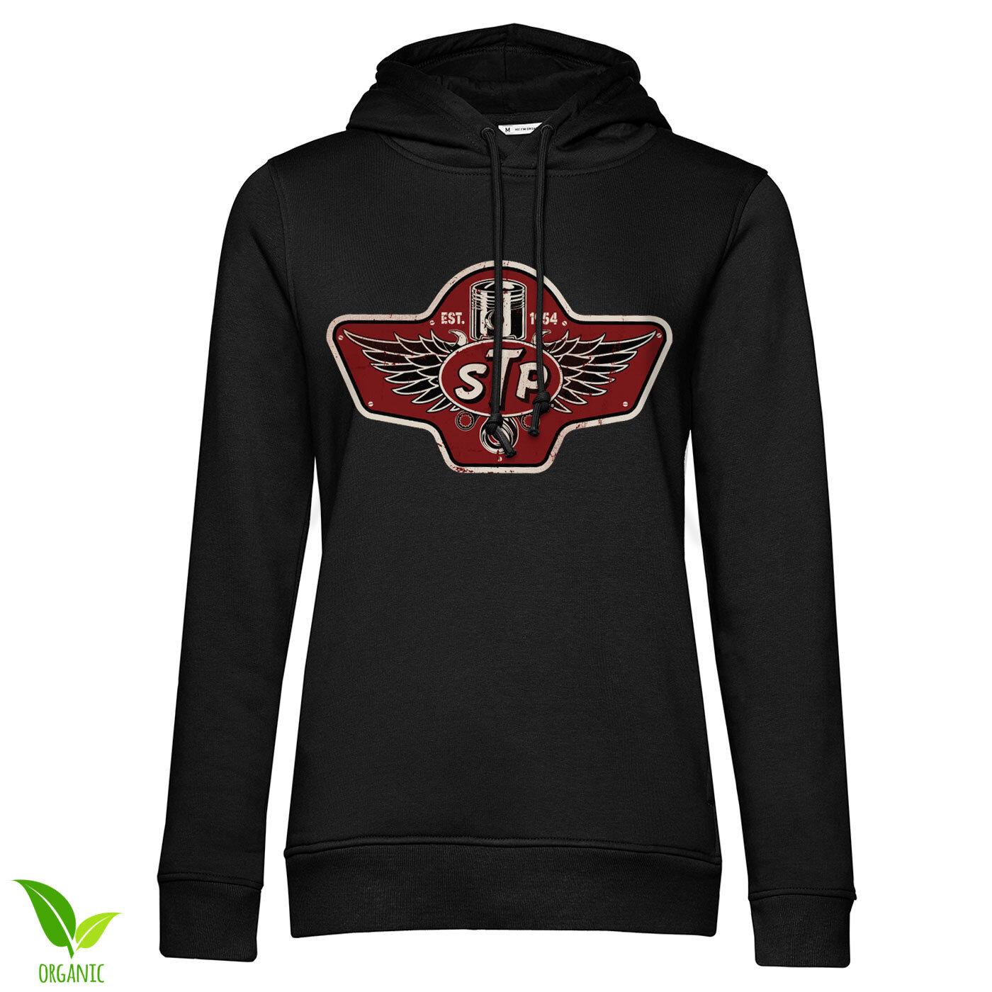 STP Piston Emblem Girls Hoodie