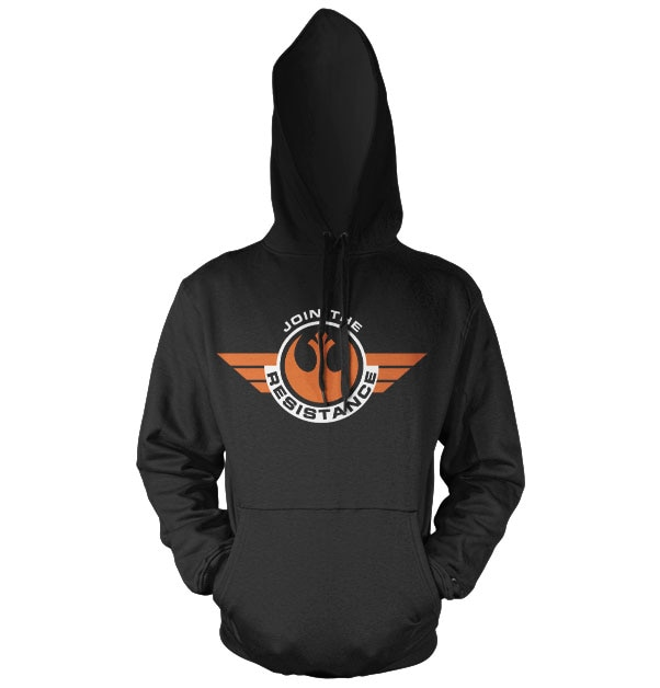 Join The Resistance Hoodie