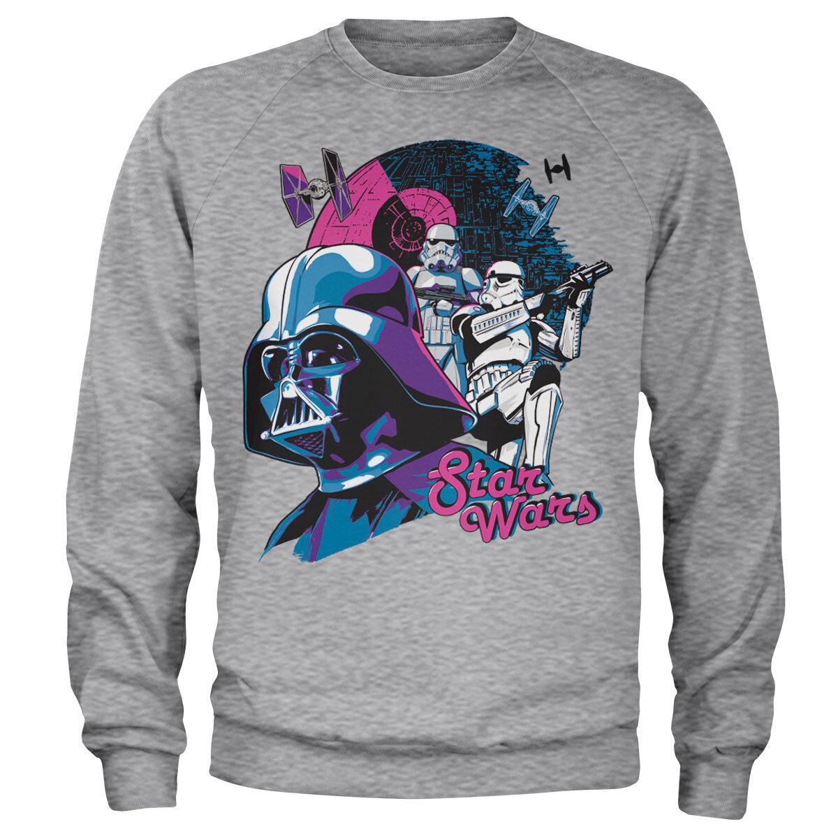 Star Wars - Colorful Death Sweatshirt