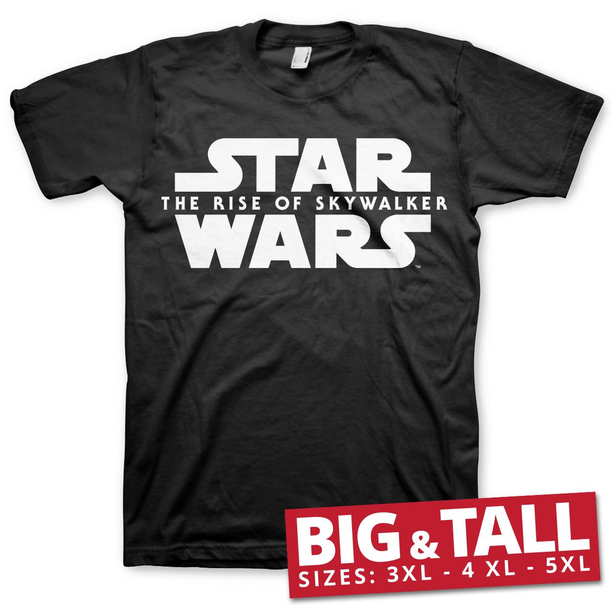 Star Wars The Rise Of Skywalker Big Tall T Shirt
