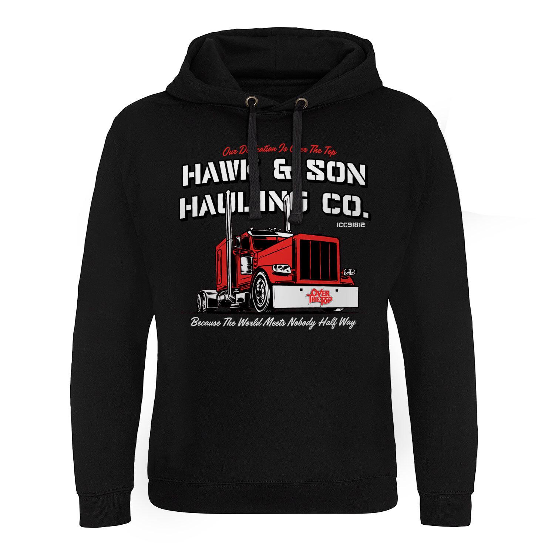 Hawk & Son Hauling Co Epic Hoodie