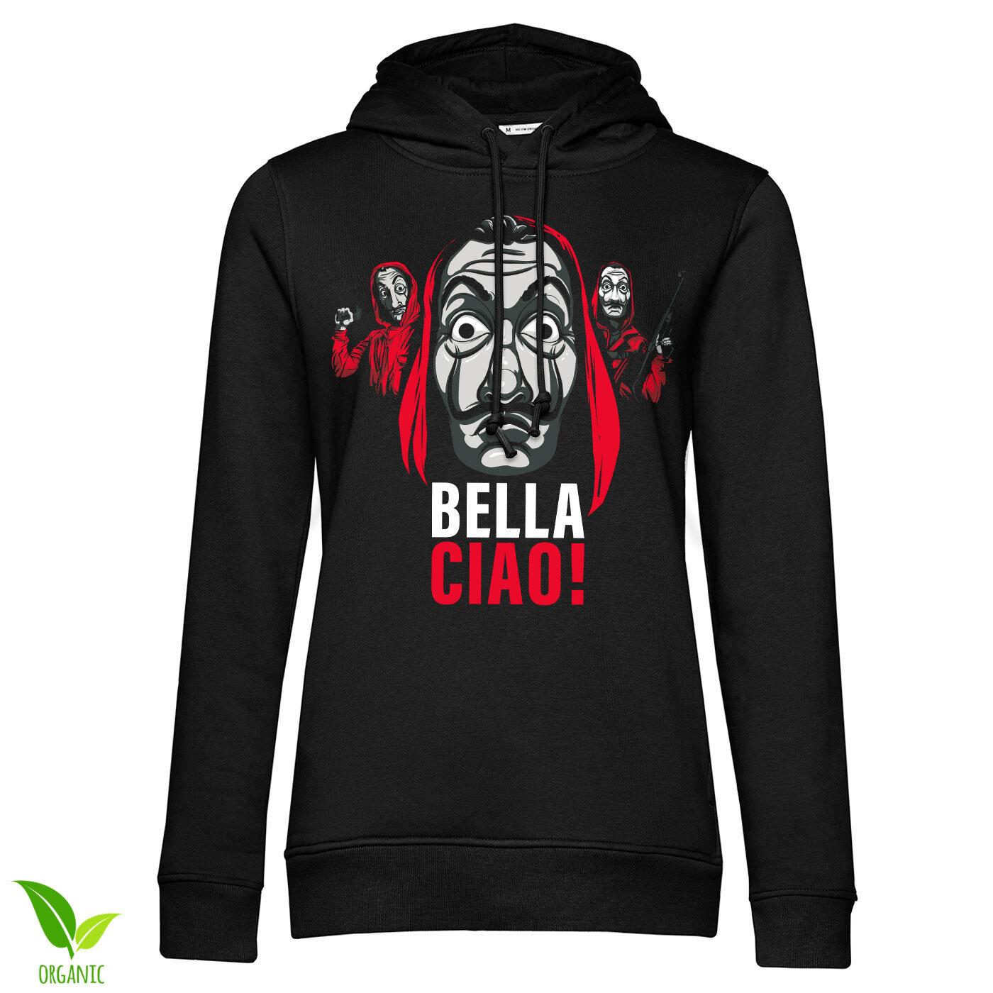 La Casa De Papel - Bella Ciao! Girls Hoodie