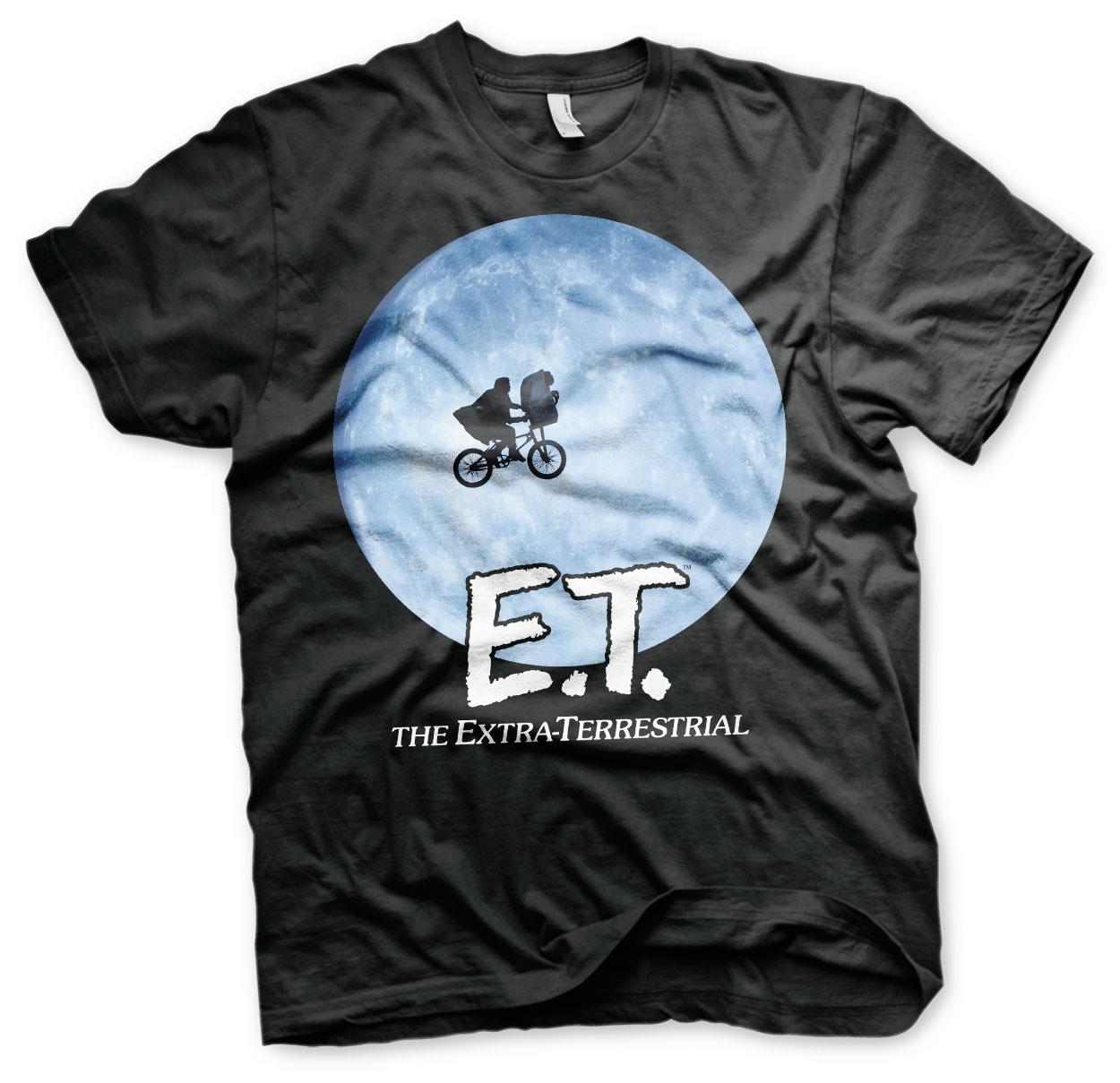E.T. Bike In The Moon T-Shirt