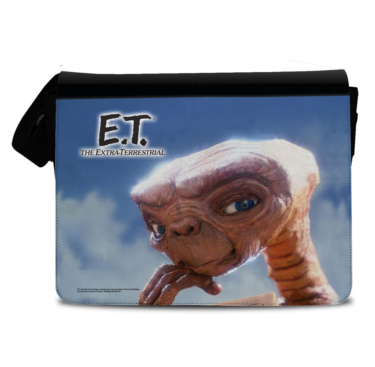 E.T. Extra Terrestrial Messenger Bag