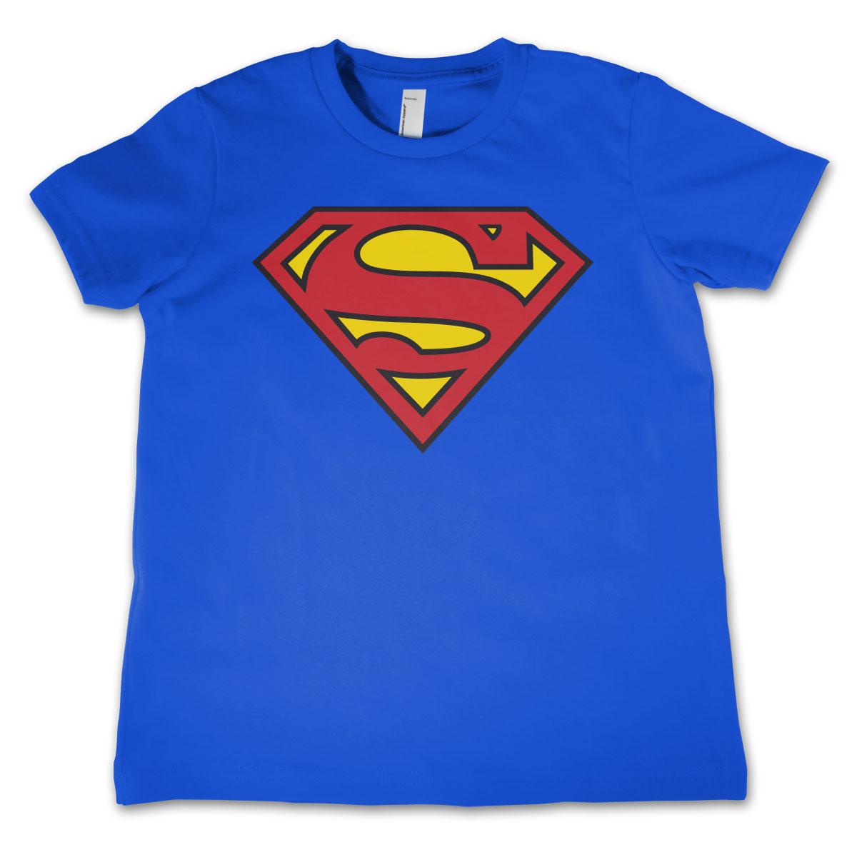 Superman Shield Kids T-Shirt