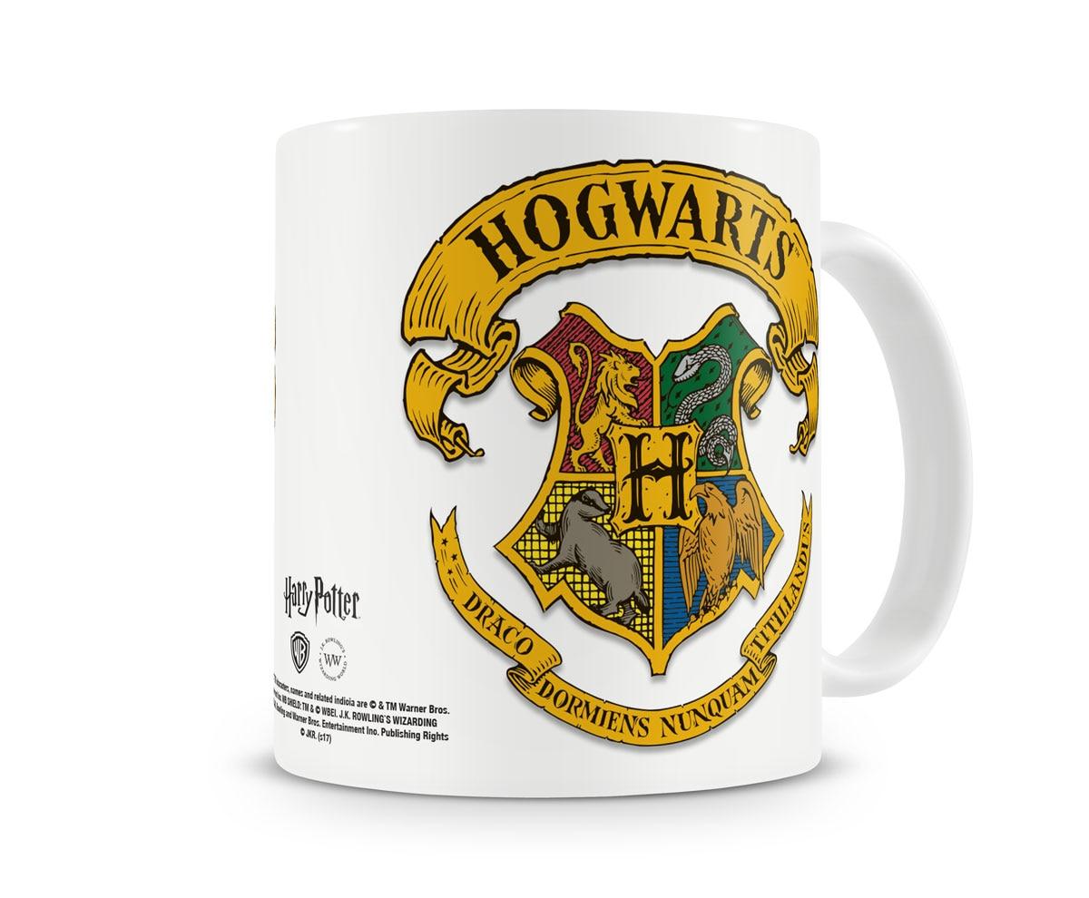 Hogwarts Crest Coffee Mug