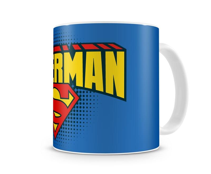 Superman Shield Coffee Mug