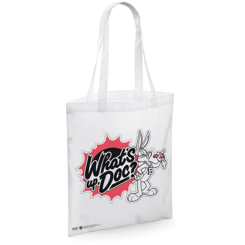 Looney Tunes - What's Up, Doc Tote Bag