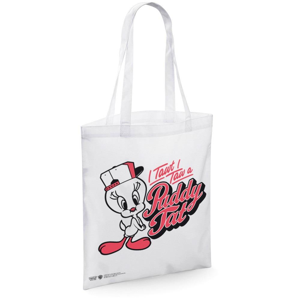 Tweety - I Tawt I Taw a Puddy Tat Tote Bag
