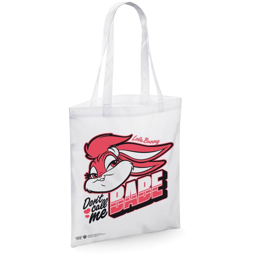 Lola Bunny - Don't Call Me Babe Tote Bag