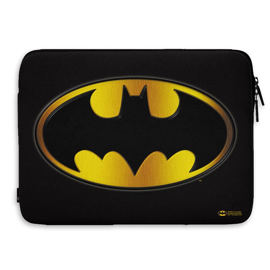 Batman Logo Laptop Sleeve