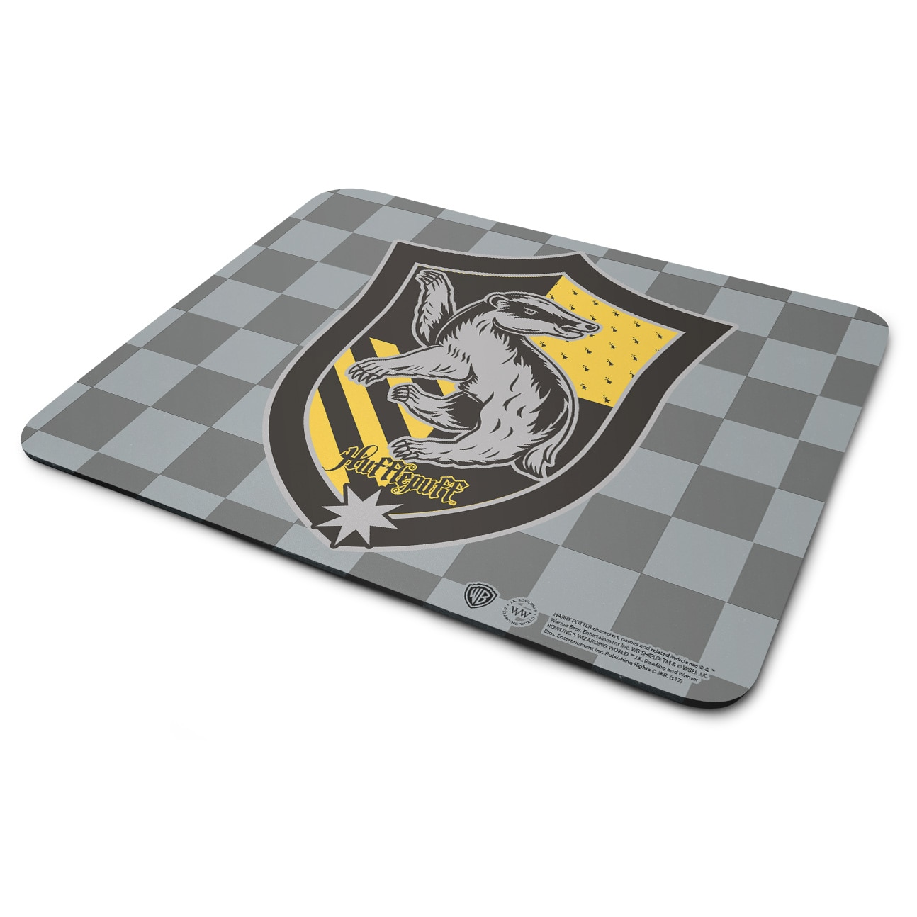Hufflepuff Mouse Pad 3-Pack