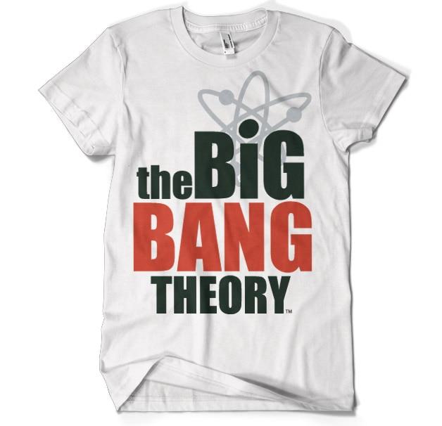 The Big Bang Theory Logo T-Shirt